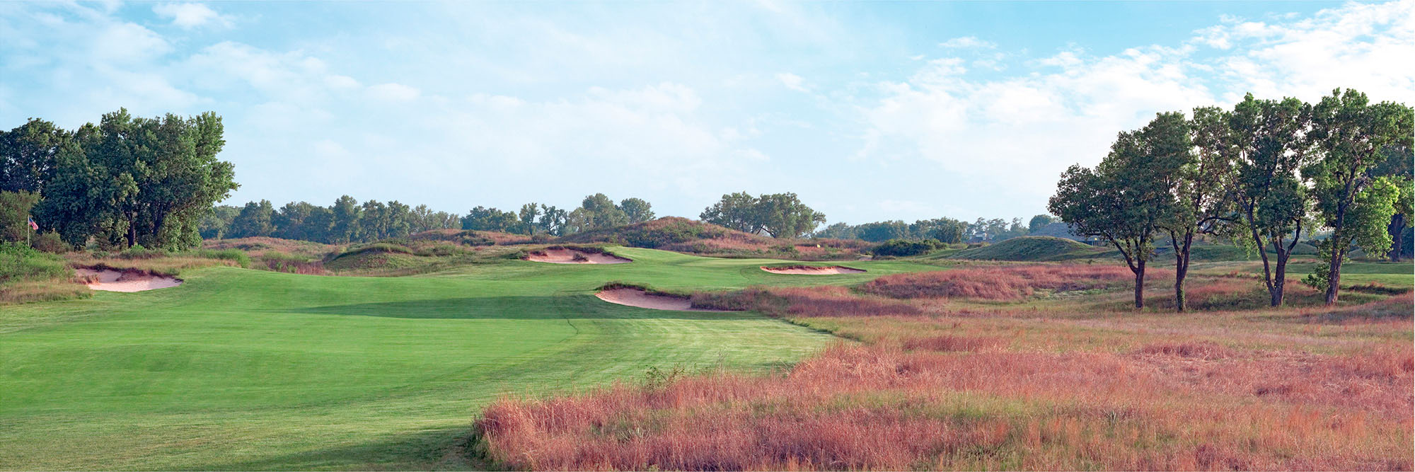 Golf Course Image - Prairie Dunes Country Club No. 16