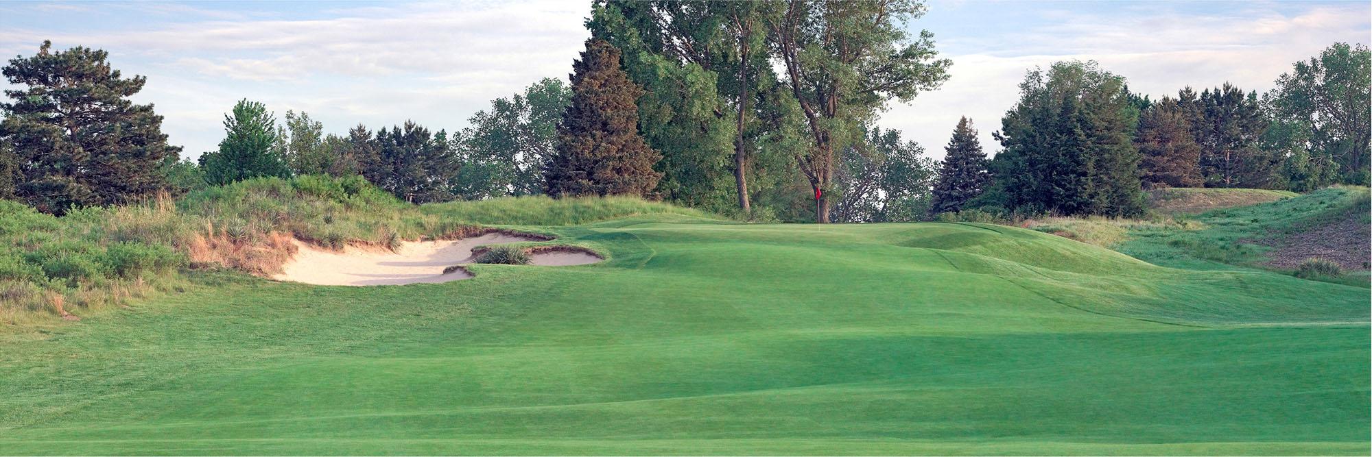 Golf Course Image - Prairie Dunes Country Club No. 17