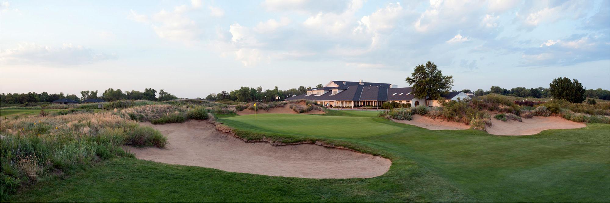 Golf Course Image - Prairie Dunes Country Club No. 7