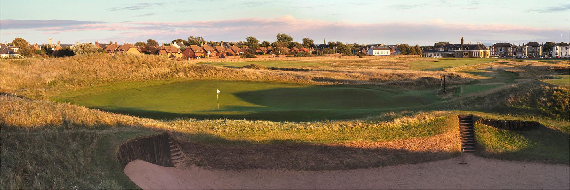 Golf Course Image - Prestwick No. 17