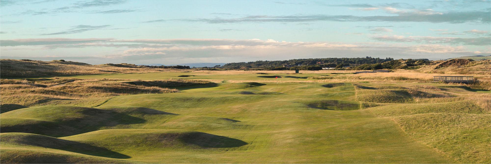 Golf Course Image - Prestwick No. 3