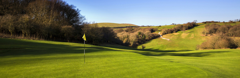 Golf Course Image - Pyecombe Golf Club No. 4