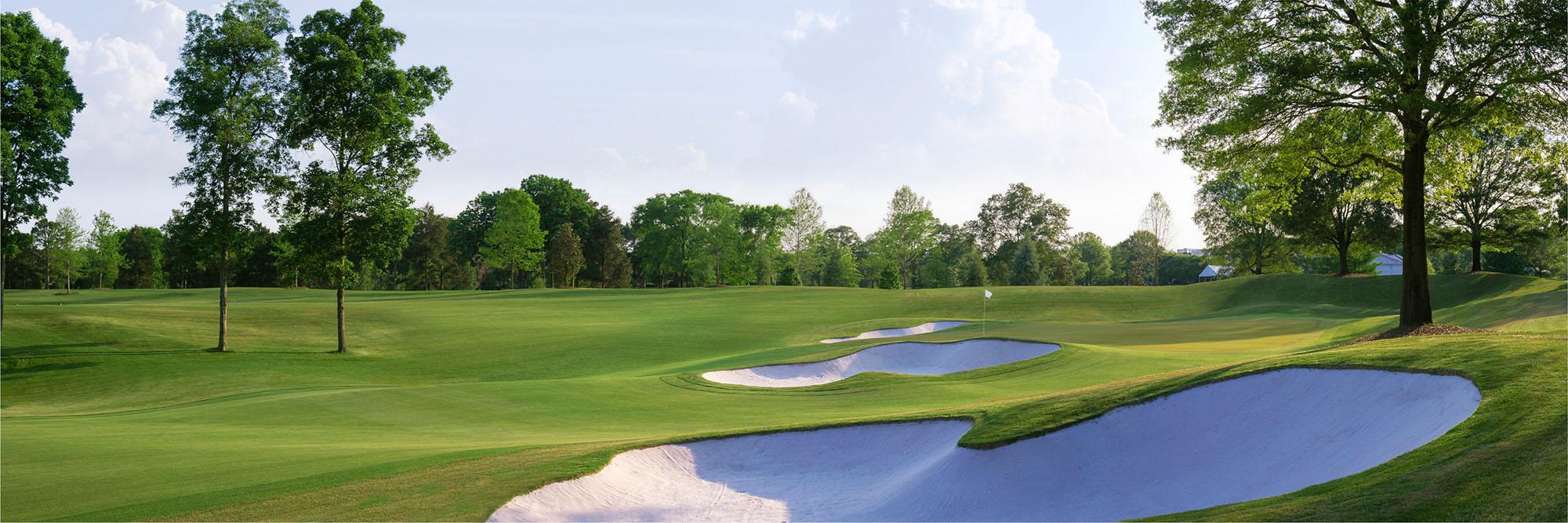 Golf Course Image - Quail Hollow No. 15