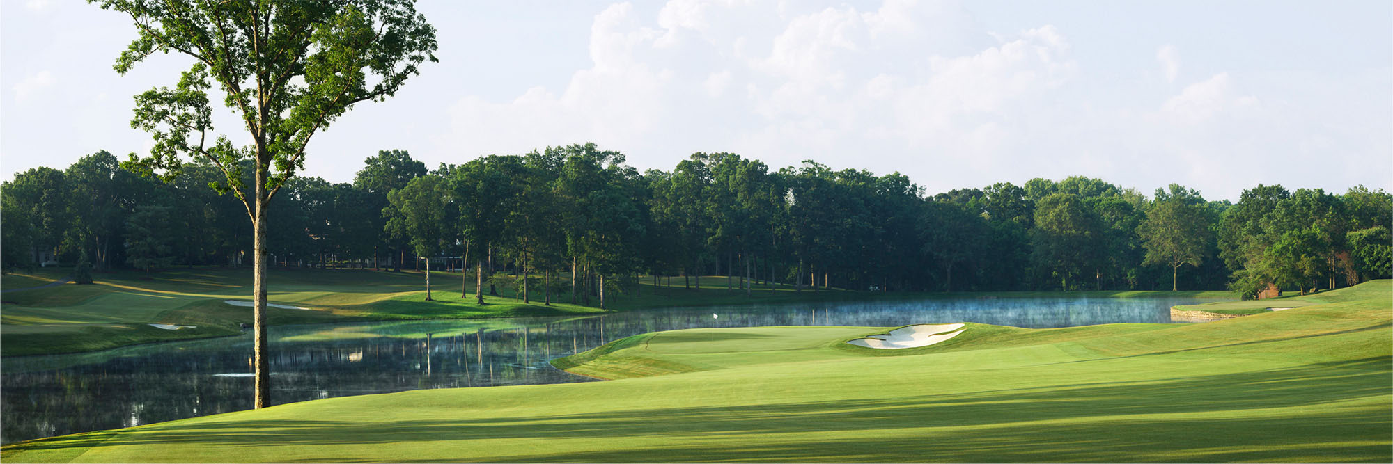 Golf Course Image - Quail Hollow No. 16
