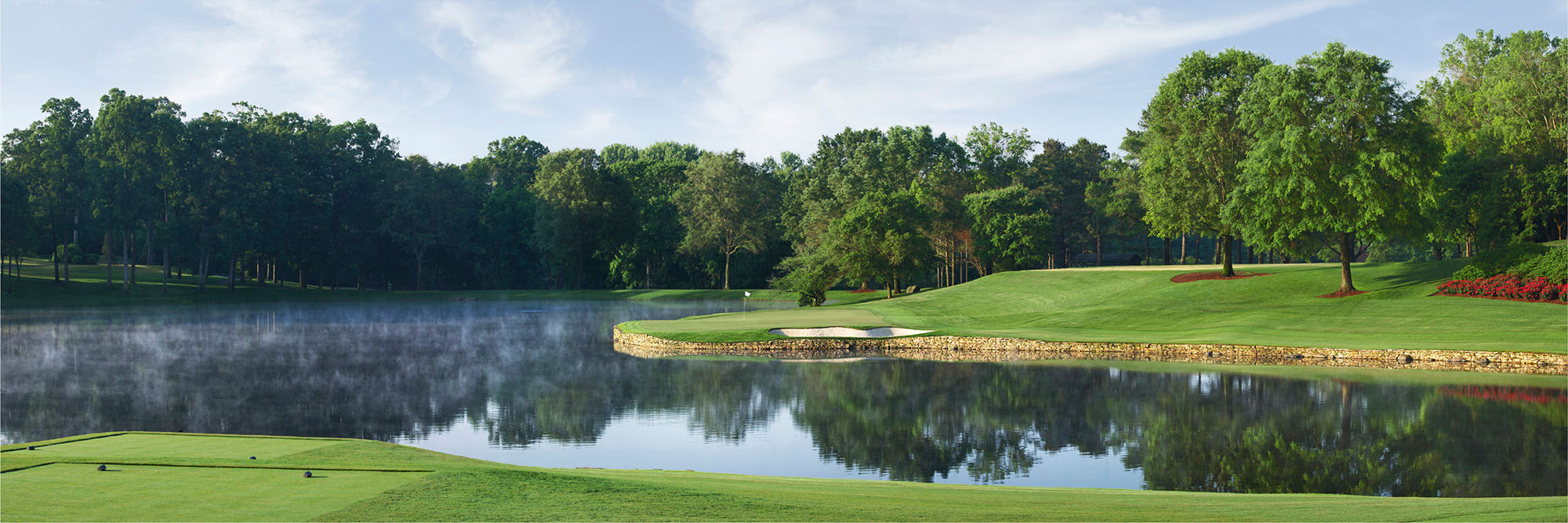 Golf Course Image - Quail Hollow No. 17