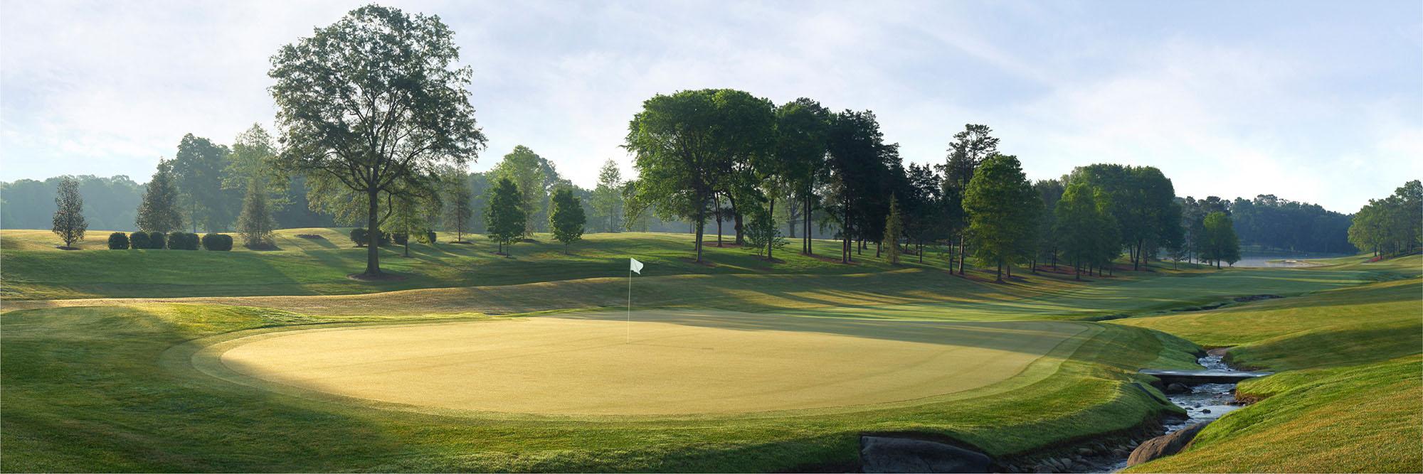 Golf Course Image - Quail Hollow No. 18