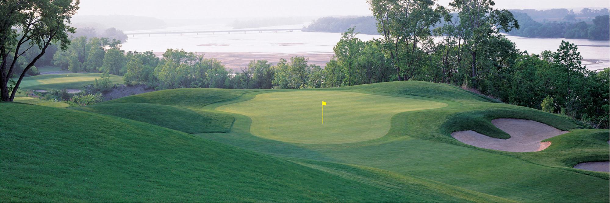 Golf Course Image - Quarry Oaks No. 14