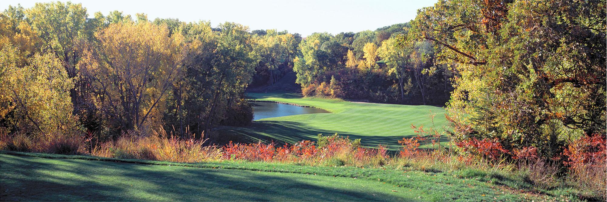 Golf Course Image - Quarry Oaks No. 17