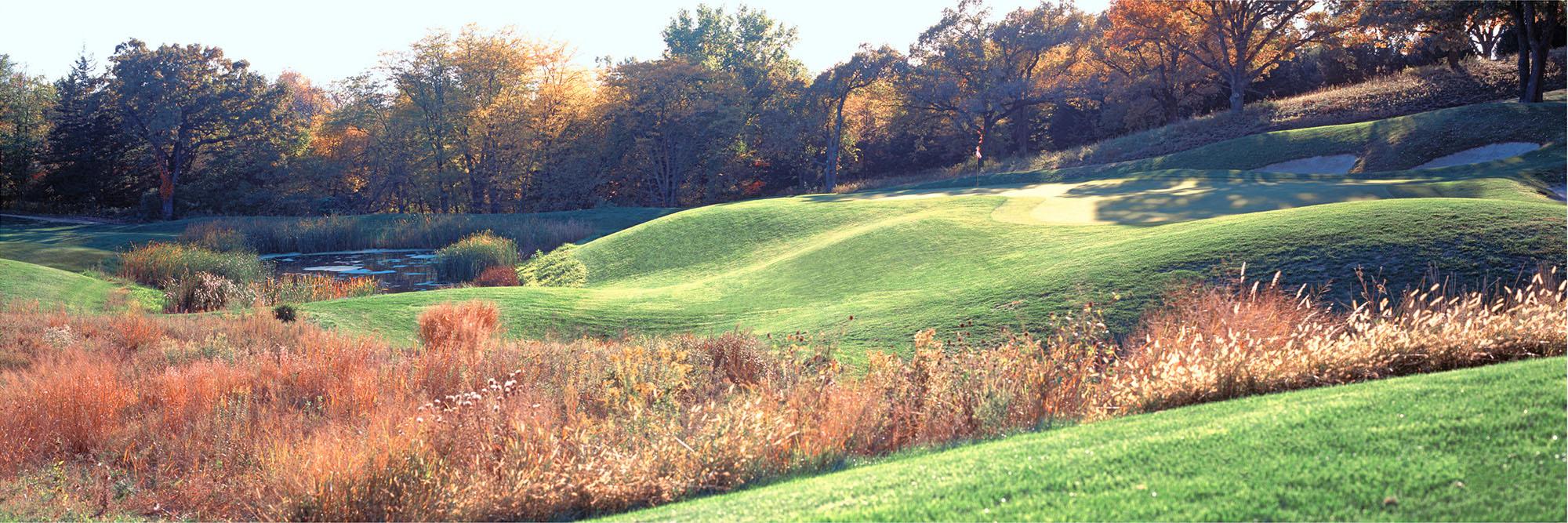 Golf Course Image - Quarry Oaks No. 8