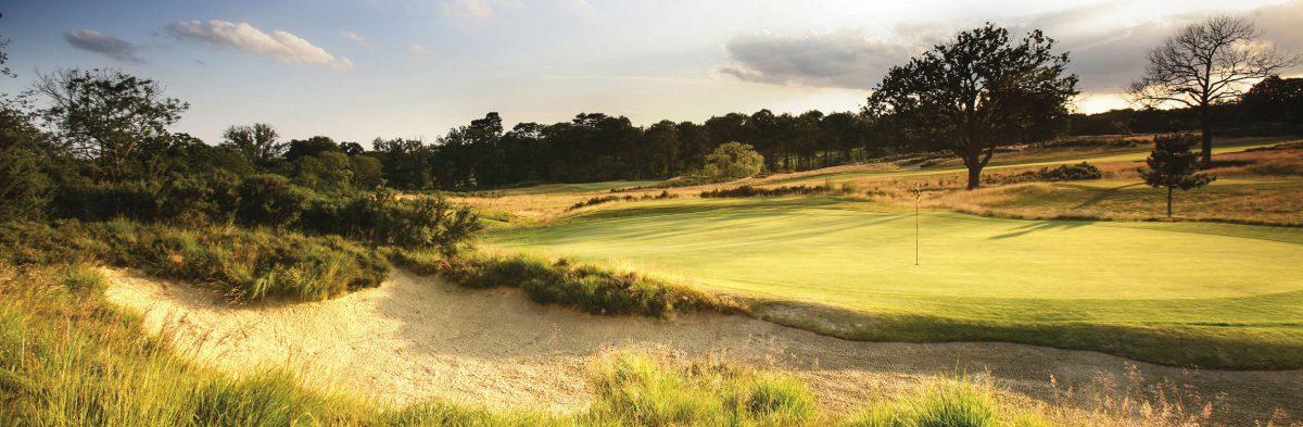 Queenwood Golf Club No. 8
