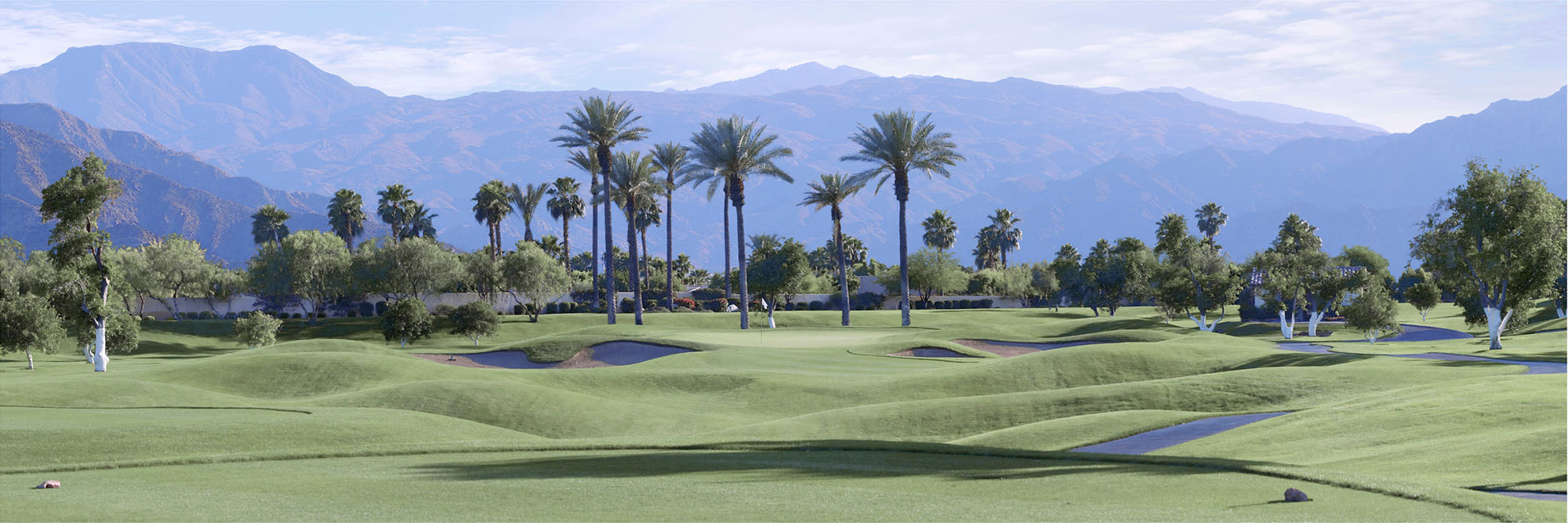 Golf Course Image - Rancho La Quinta Jones No. 12