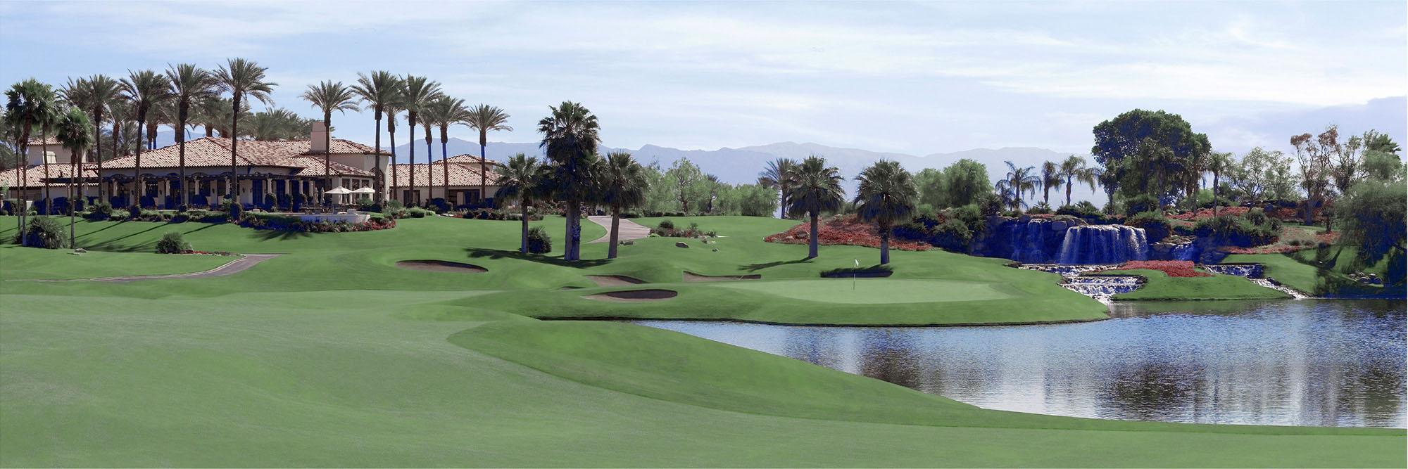 Golf Course Image - Rancho La Quinta Jones No. 18