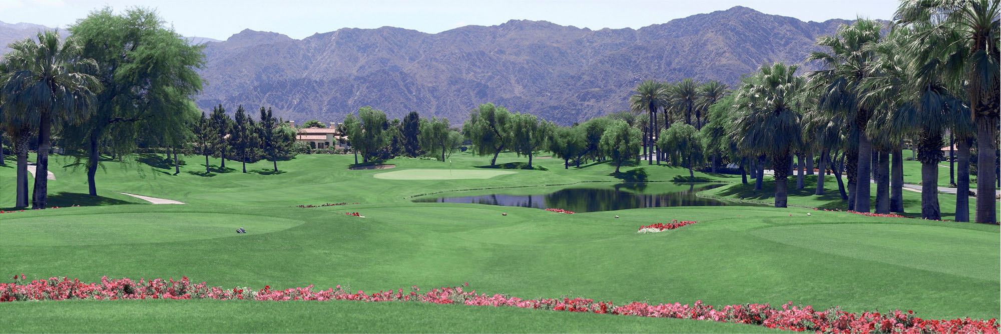 Golf Course Image - Rancho La Quinta Jones No. 2