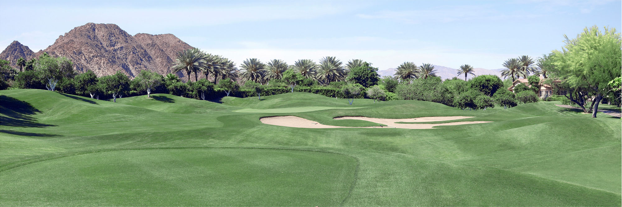 Golf Course Image - Rancho La Quinta Jones No. 4