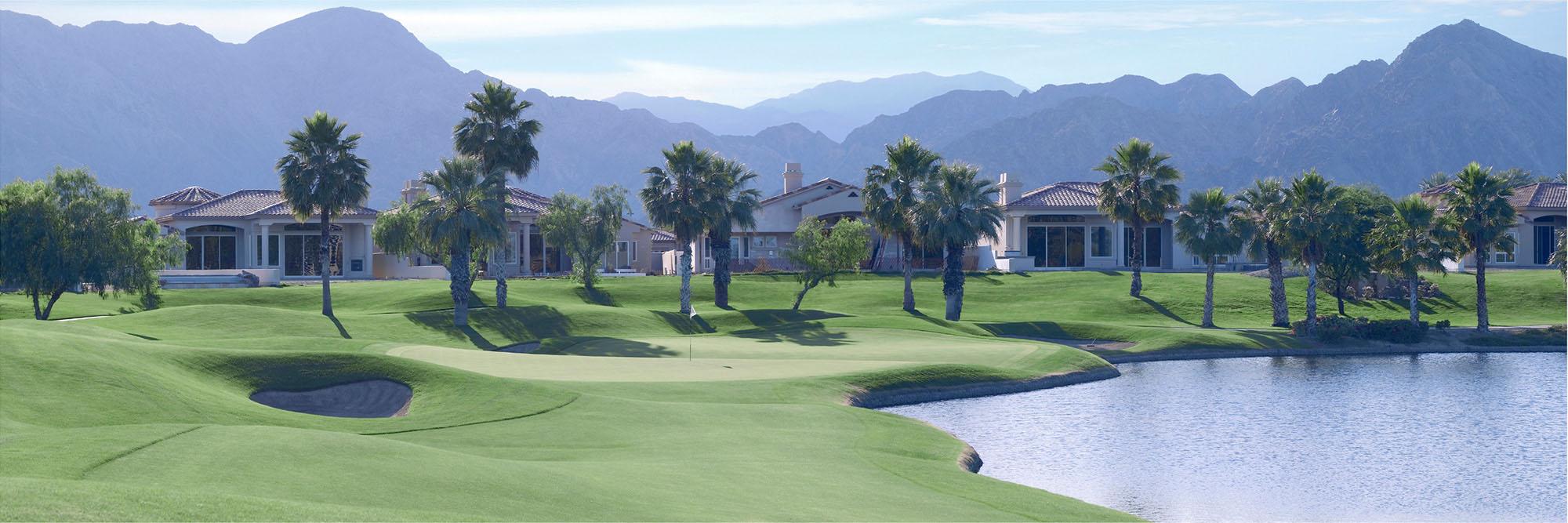 Golf Course Image - Rancho La Quinta Pate No. 16
