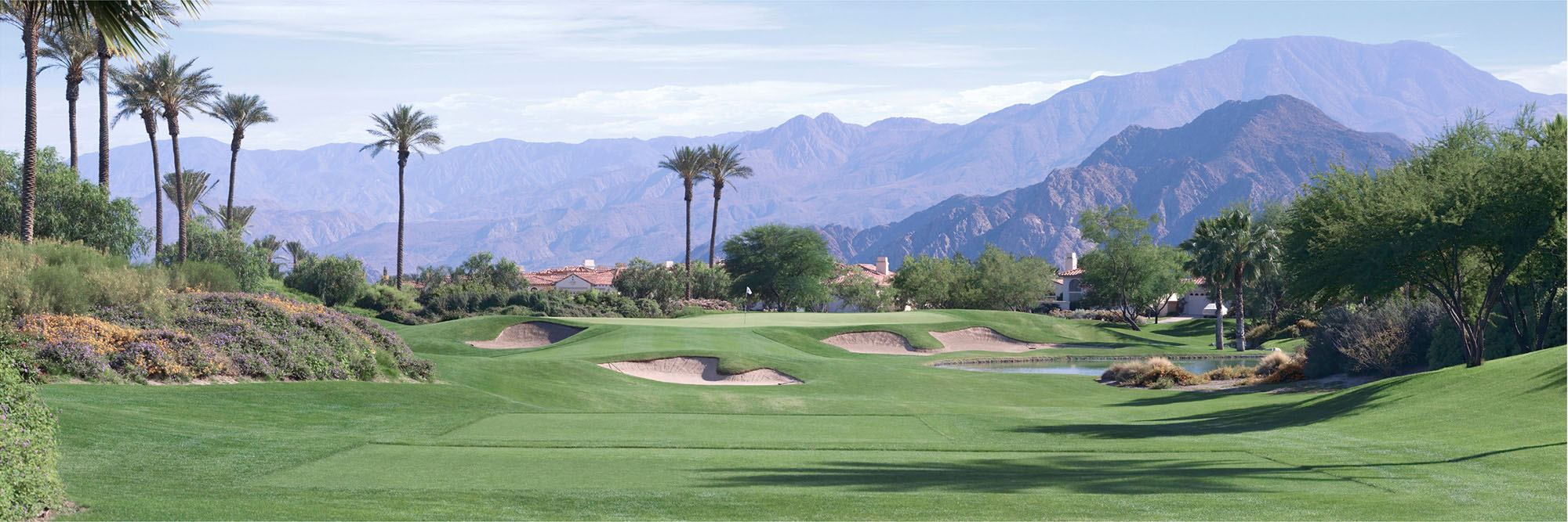 Golf Course Image - Rancho La Quinta Pate No. 3