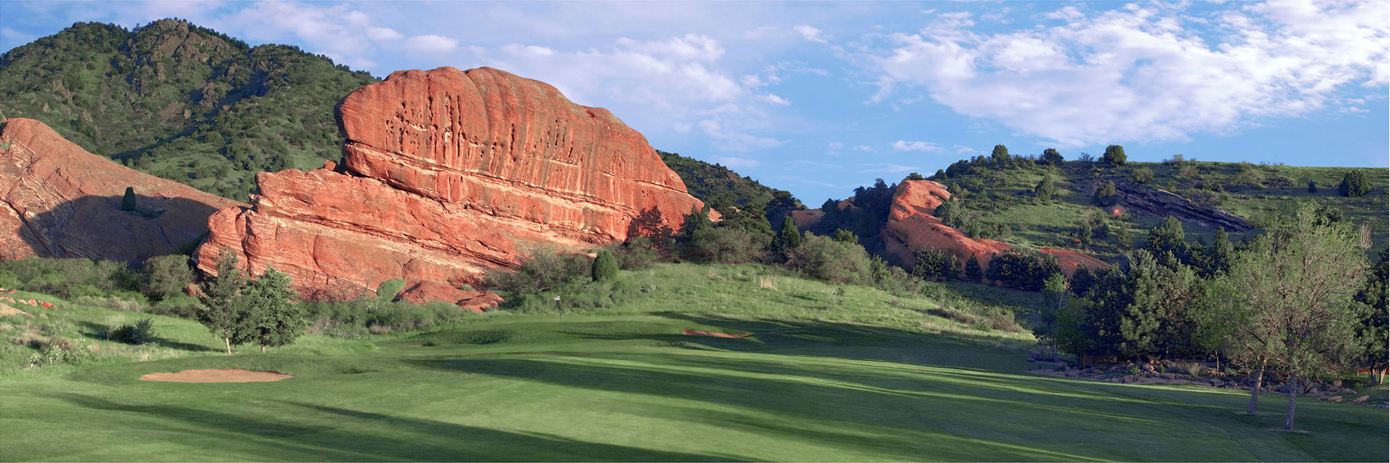 Golf Course Image - Red Rocks Country Club No. 16 Whale Rock