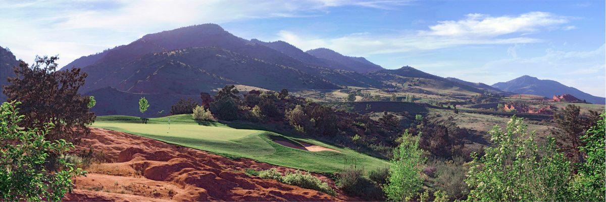 Red Rocks Country Club No. 4