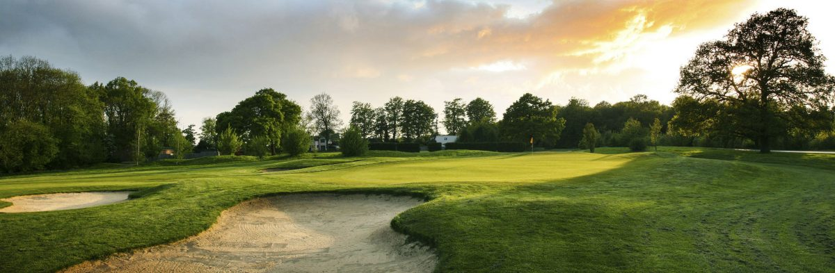 Redlibbets Golf Club No. 8