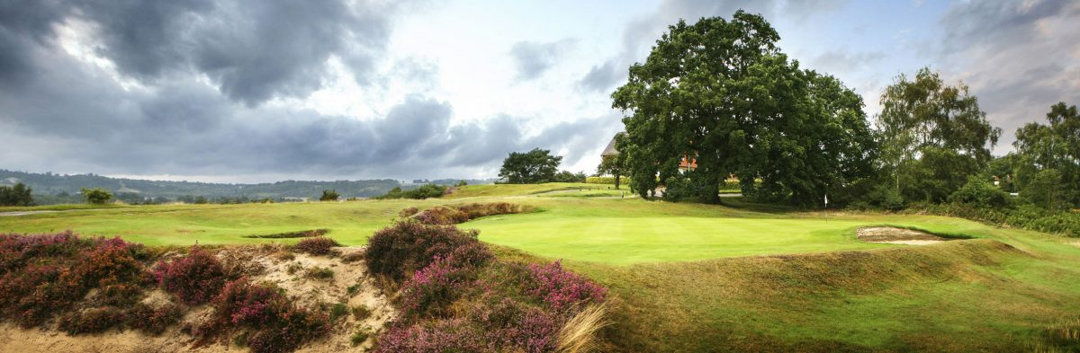 Reigate Heath Golf Club No. 9