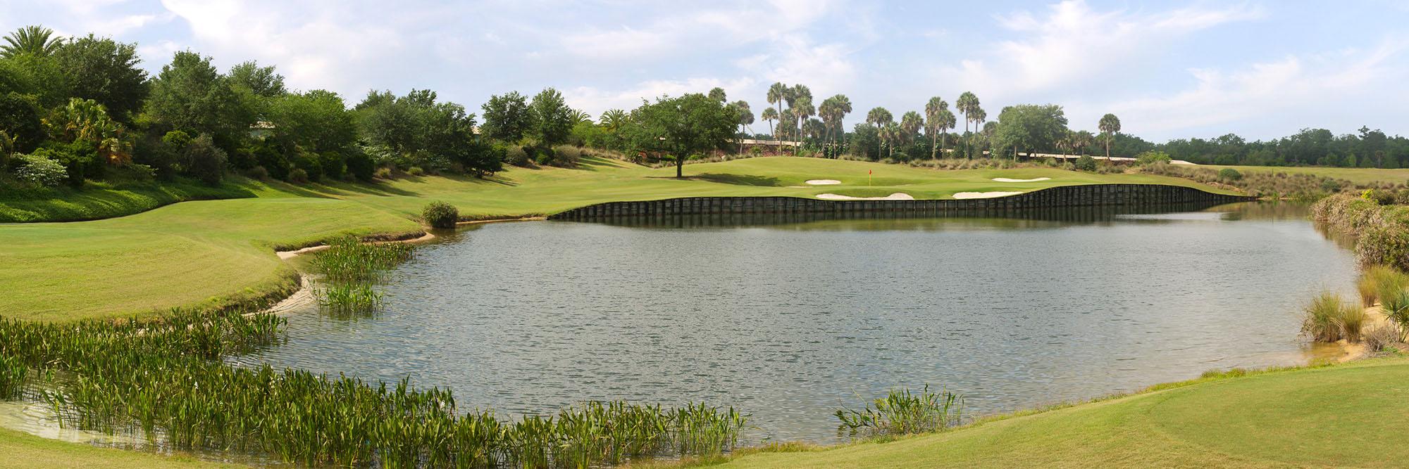 Golf Course Image - Reunion Resort Nicklaus No. 16