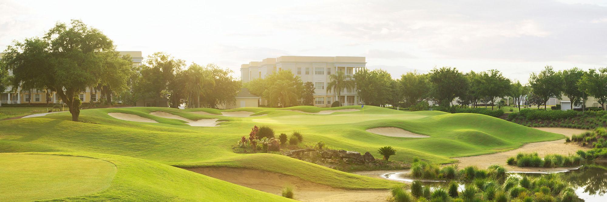 Golf Course Image - Reunion Resort Palmer No. 5