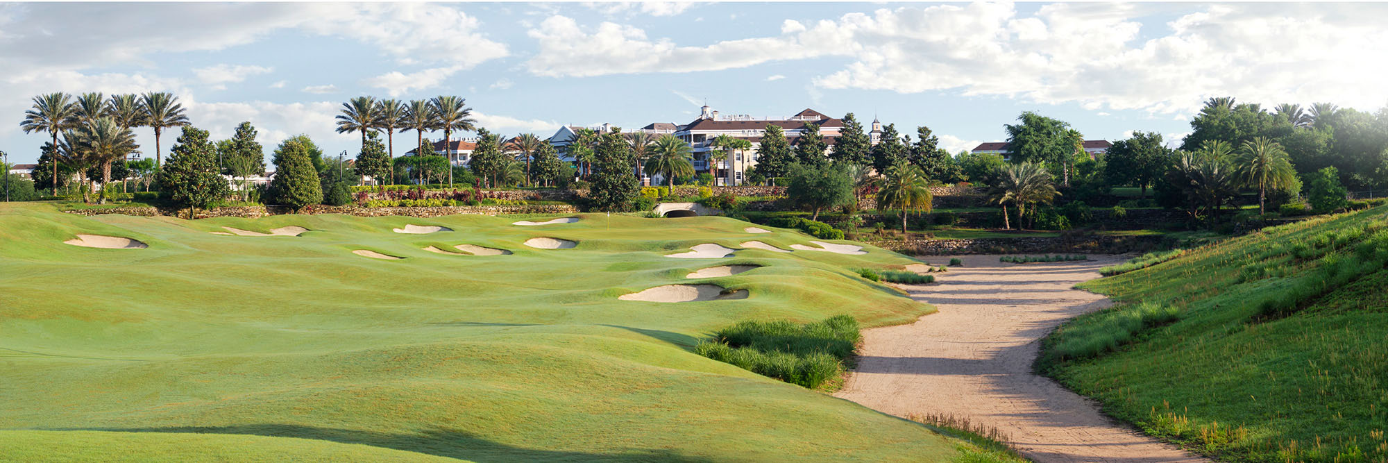 Golf Course Image - Reunion Resort Watson No. 14