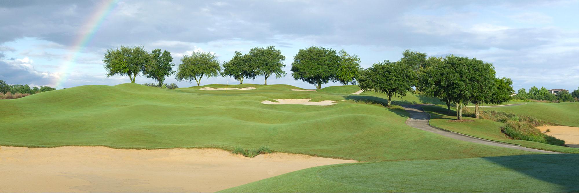 Golf Course Image - Reunion Resort Watson No. 15