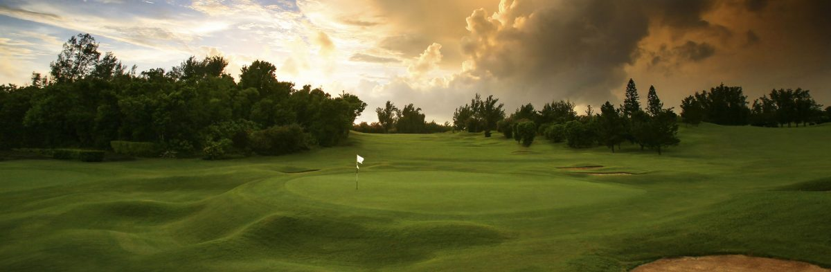 Riddell's Bay Golf Course No. 18
