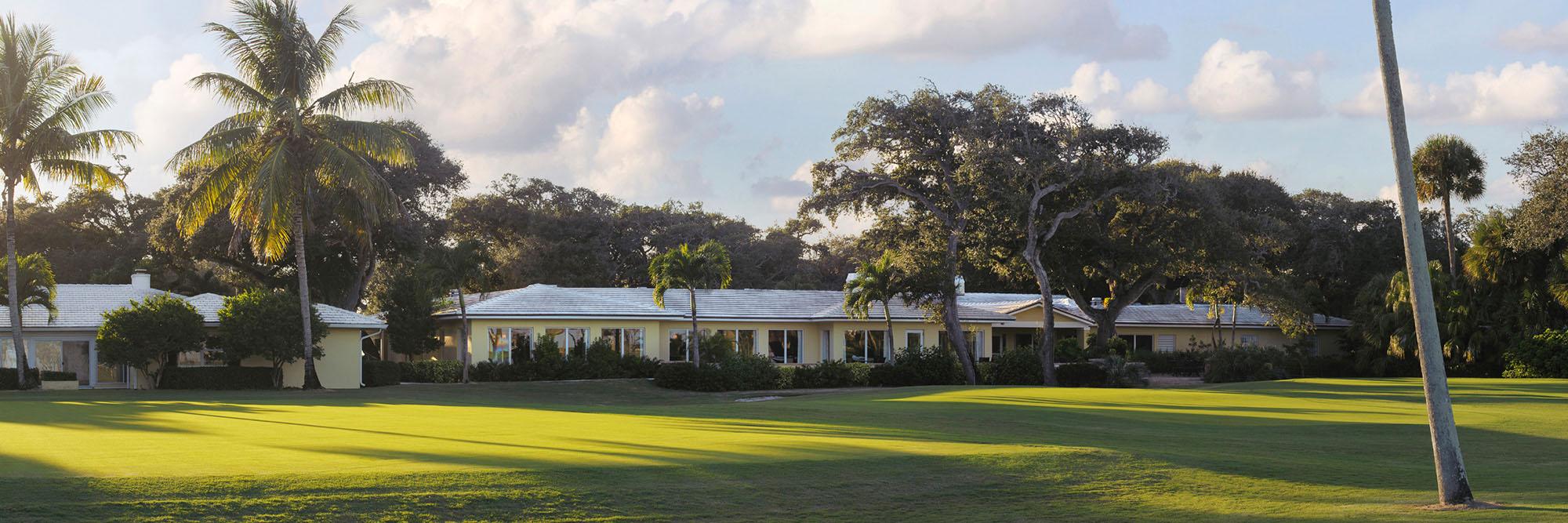 Golf Course Image - Riomar Clubhouse