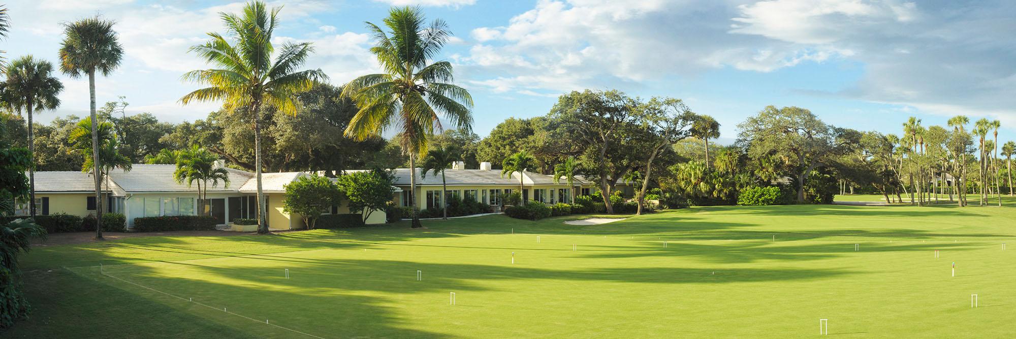 Golf Course Image - Riomar Croquet Course