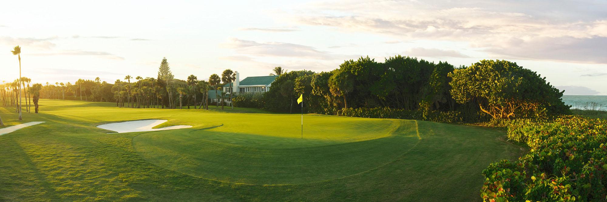 Golf Course Image - Riomar No. 1