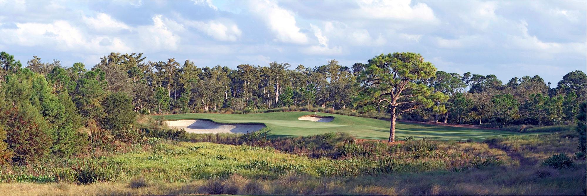 Golf Course Image - Ritz Carlton Jupiter No. 14