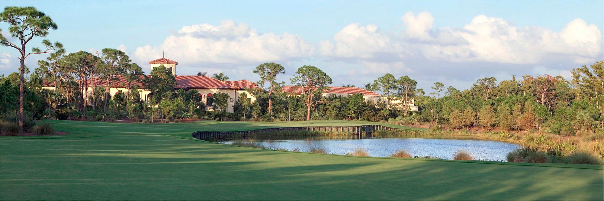 Golf Course Image - Ritz Carlton Jupiter No. 18