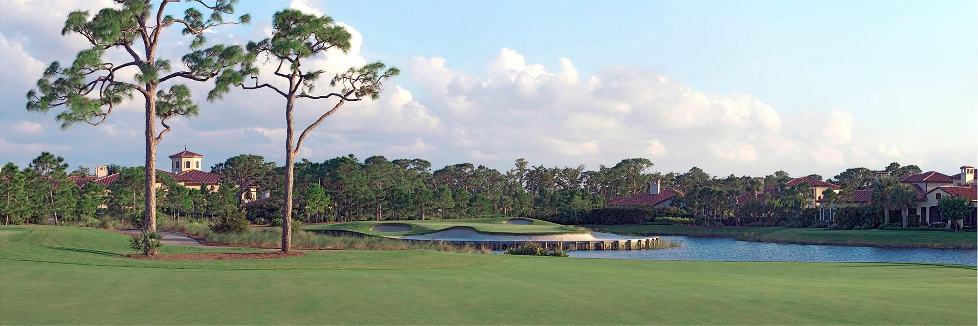 Golf Course Image - Ritz Carlton Jupiter No. 9