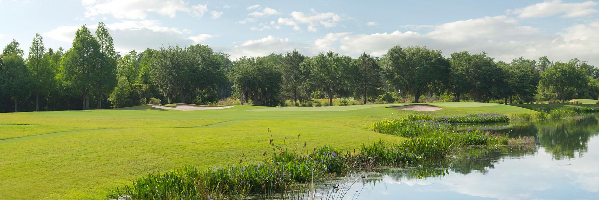 Golf Course Image - Ritz-Carlton Orlando No. 12