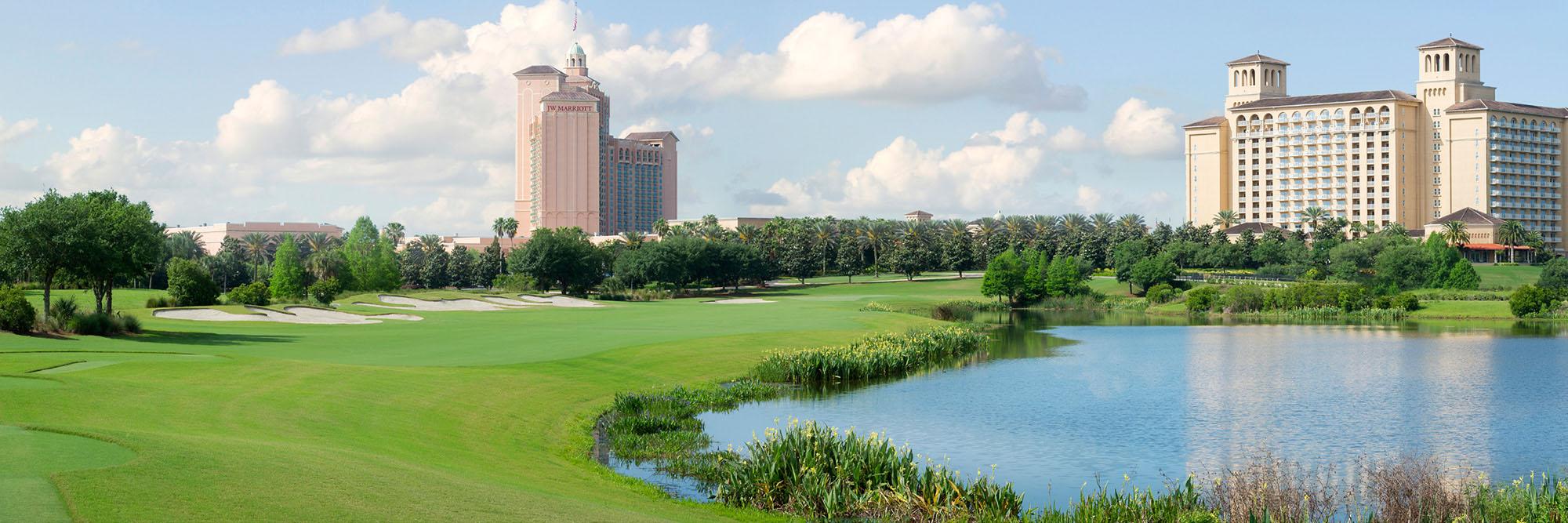 Golf Course Image - Ritz-Carlton Orlando No. 16