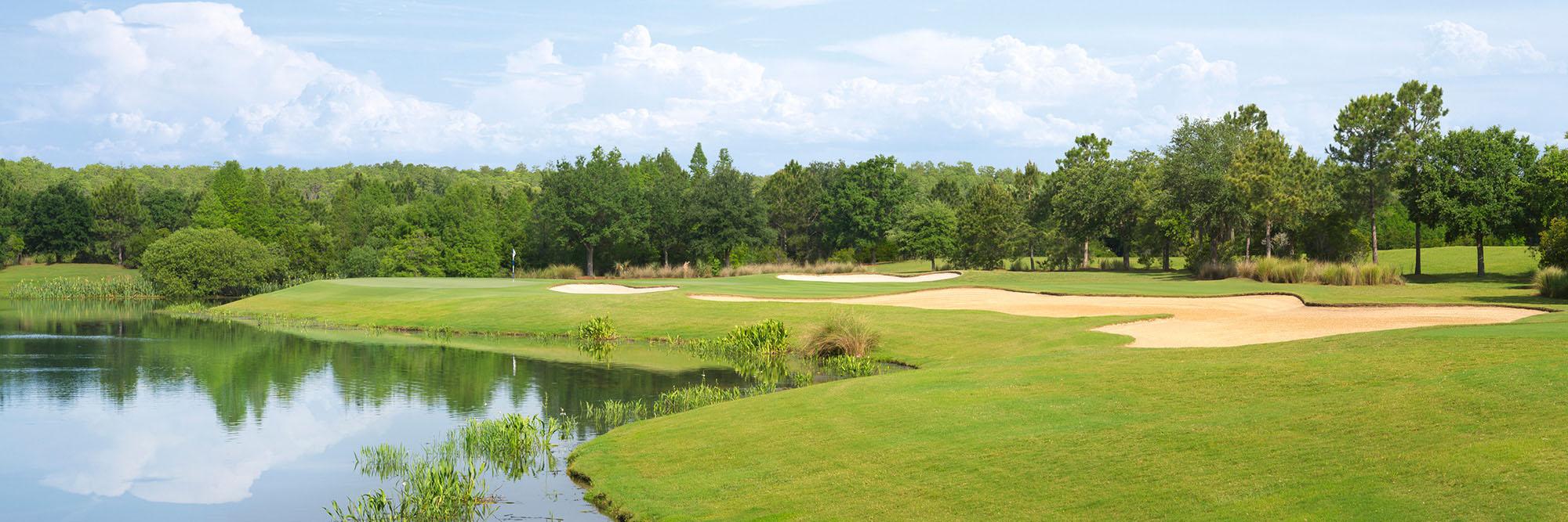 Golf Course Image - Ritz-Carlton Orlando No. 17