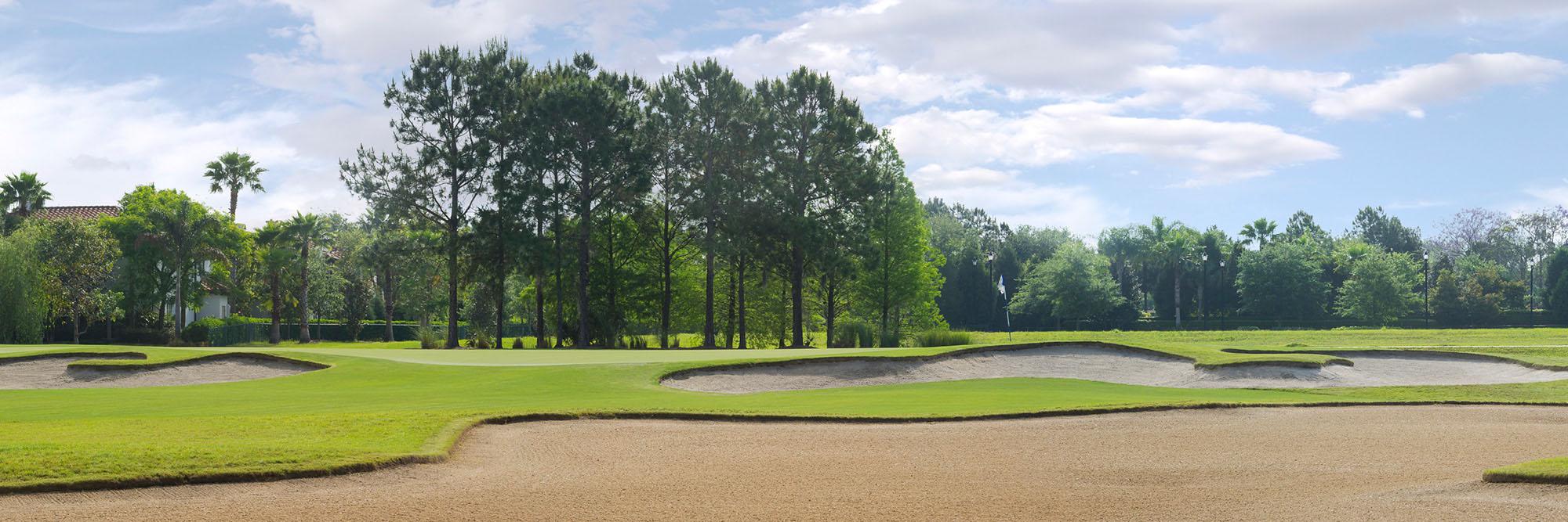 Golf Course Image - Ritz-Carlton Orlando No. 4