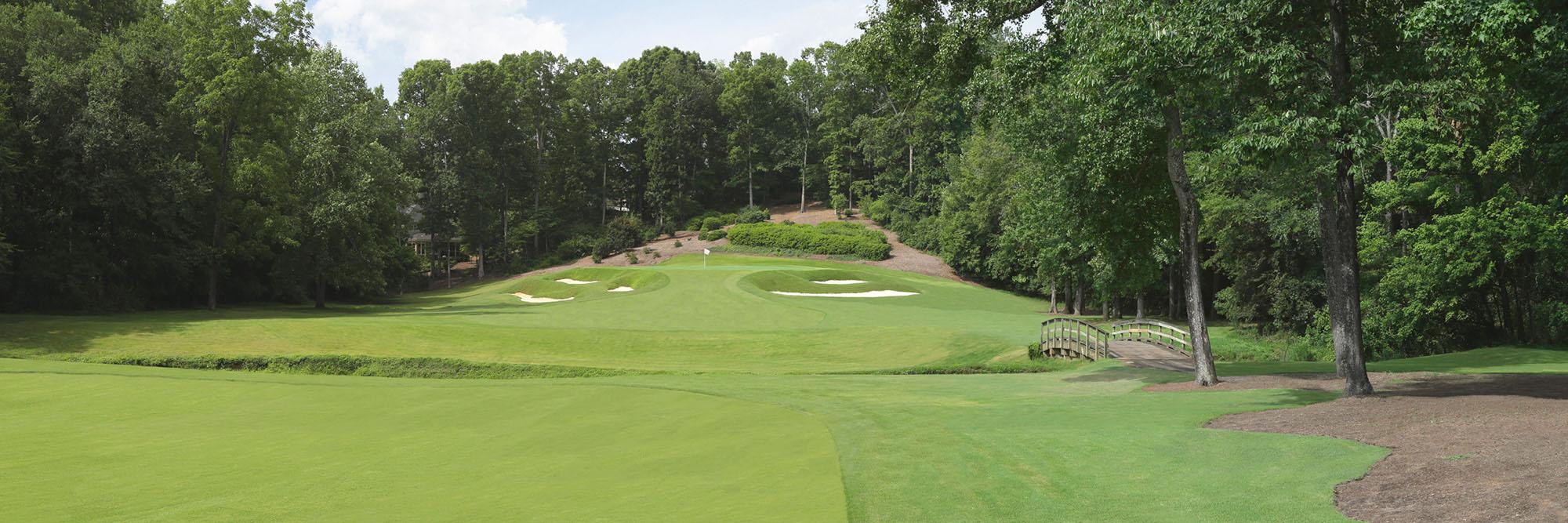 Golf Course Image - River Run Country Club No. 16