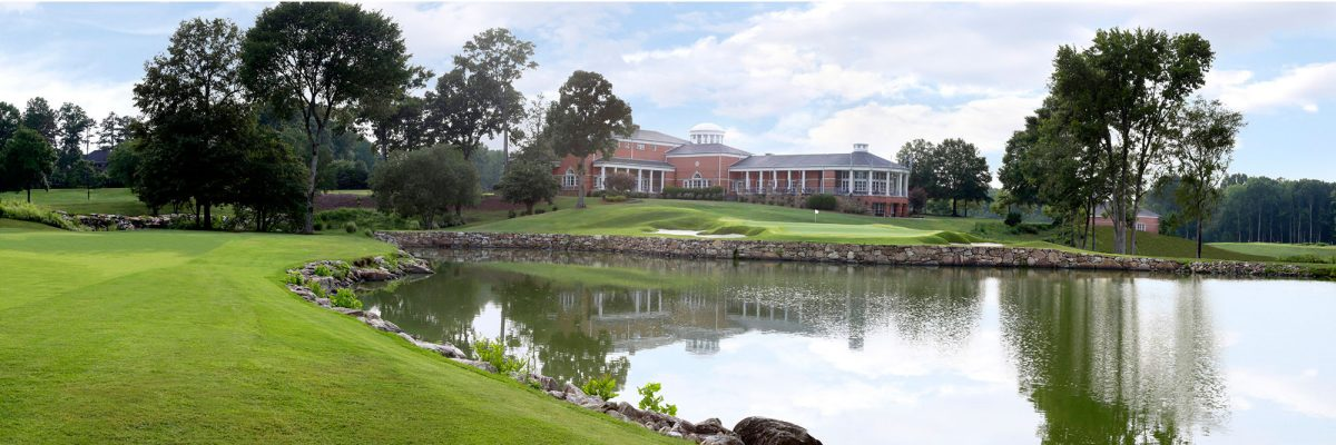 River Run Country Club No. 18
