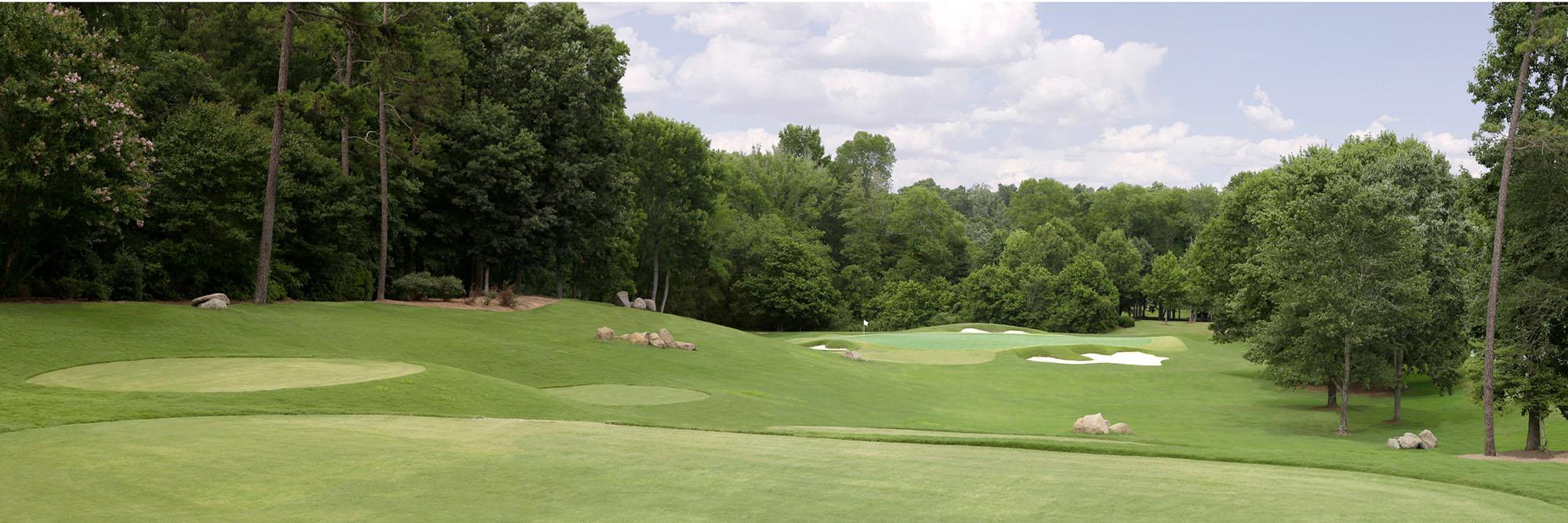 Golf Course Image - River Run Country Club No. 4