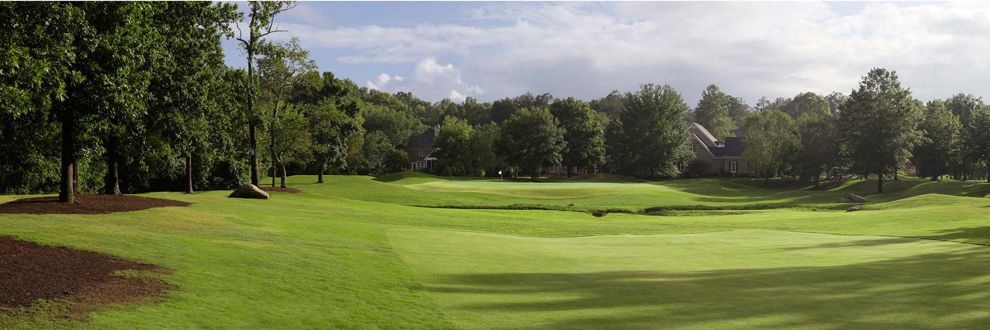 Golf Course Image - River Run Country Club No. 7