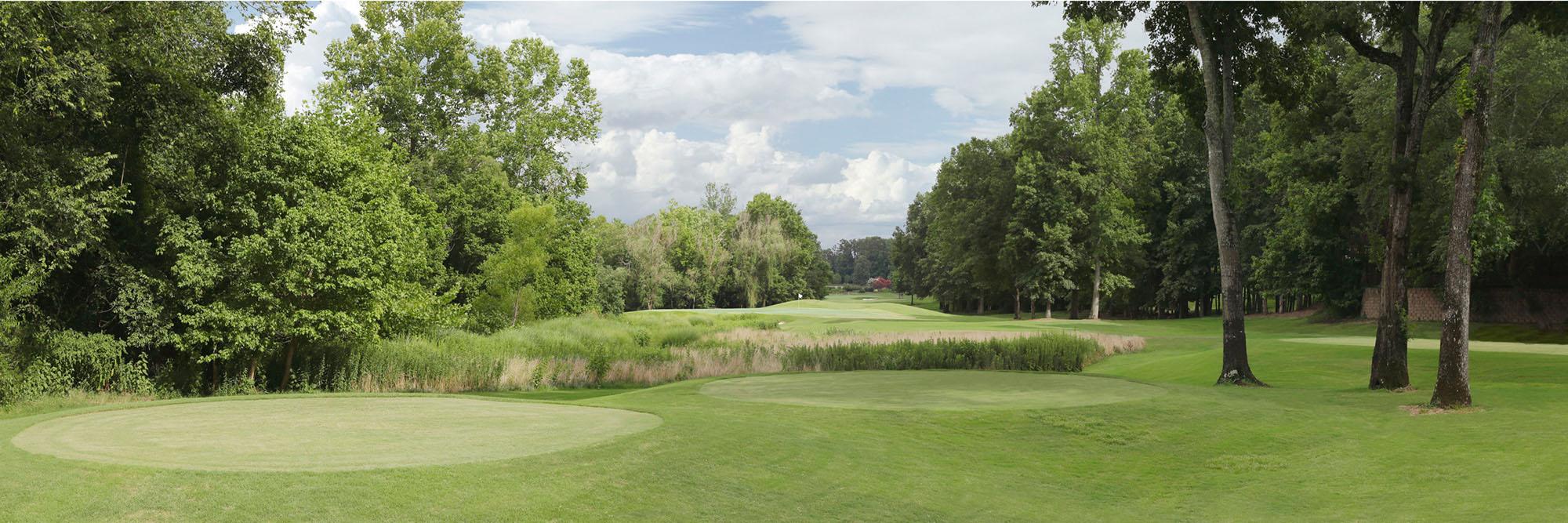 Golf Course Image - River Run Country Club No. 8