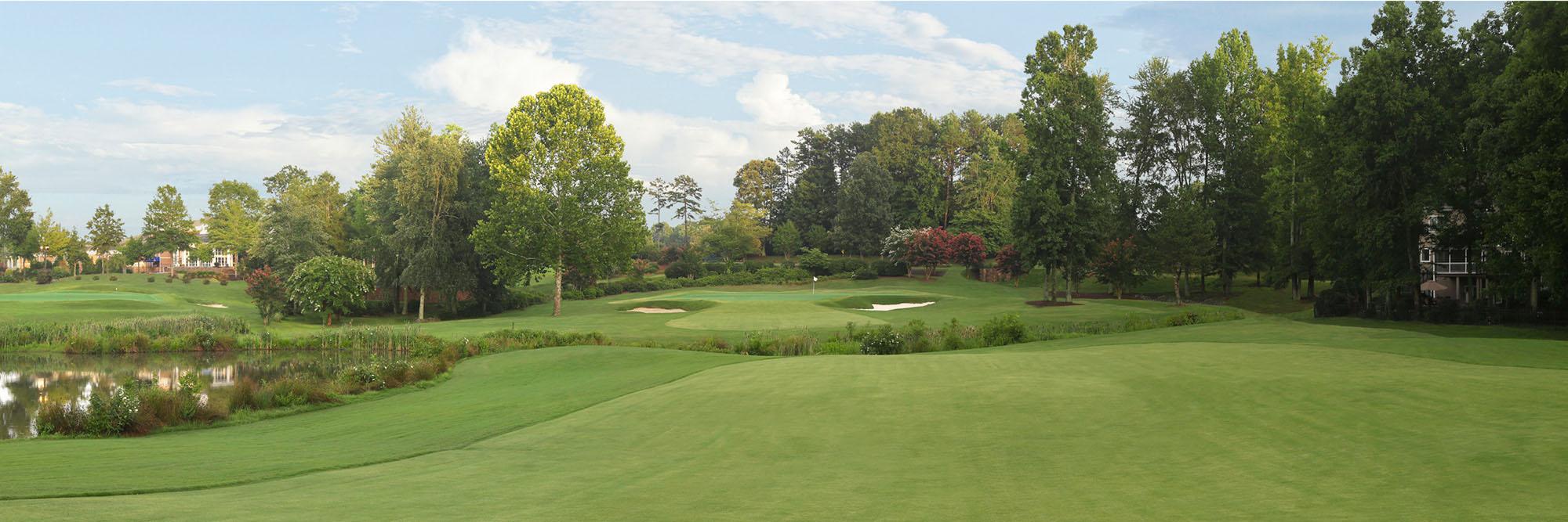 Golf Course Image - River Run Country Club No. 9