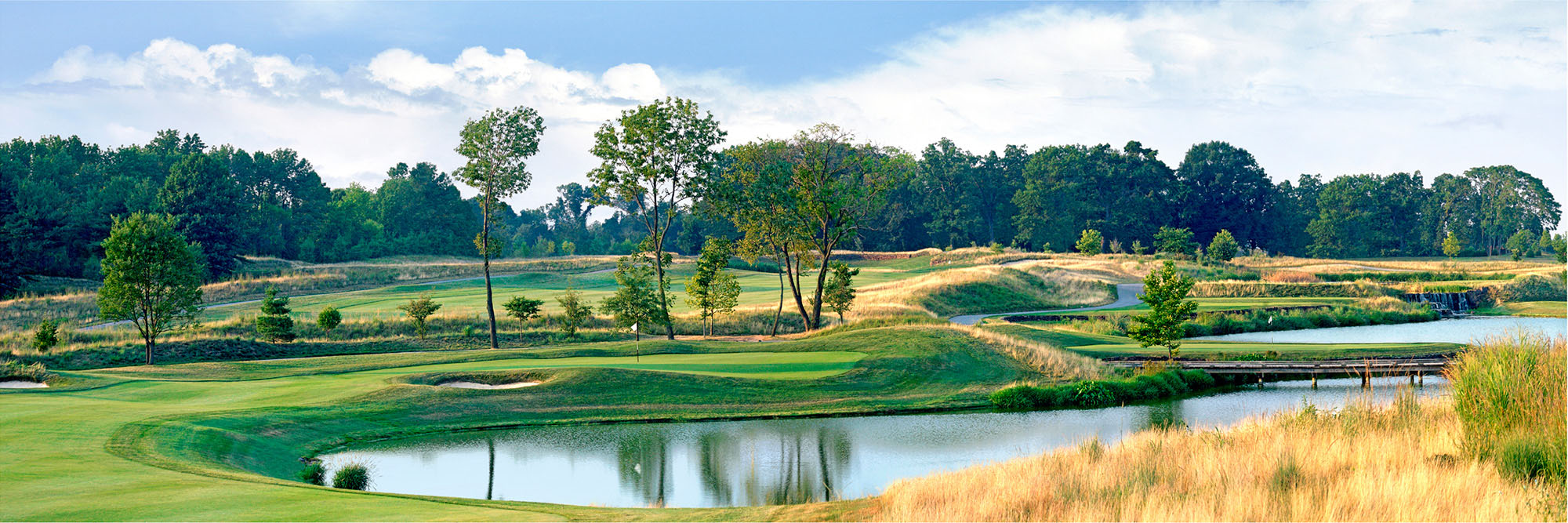 Golf Course Image - Rivercrest No. 14