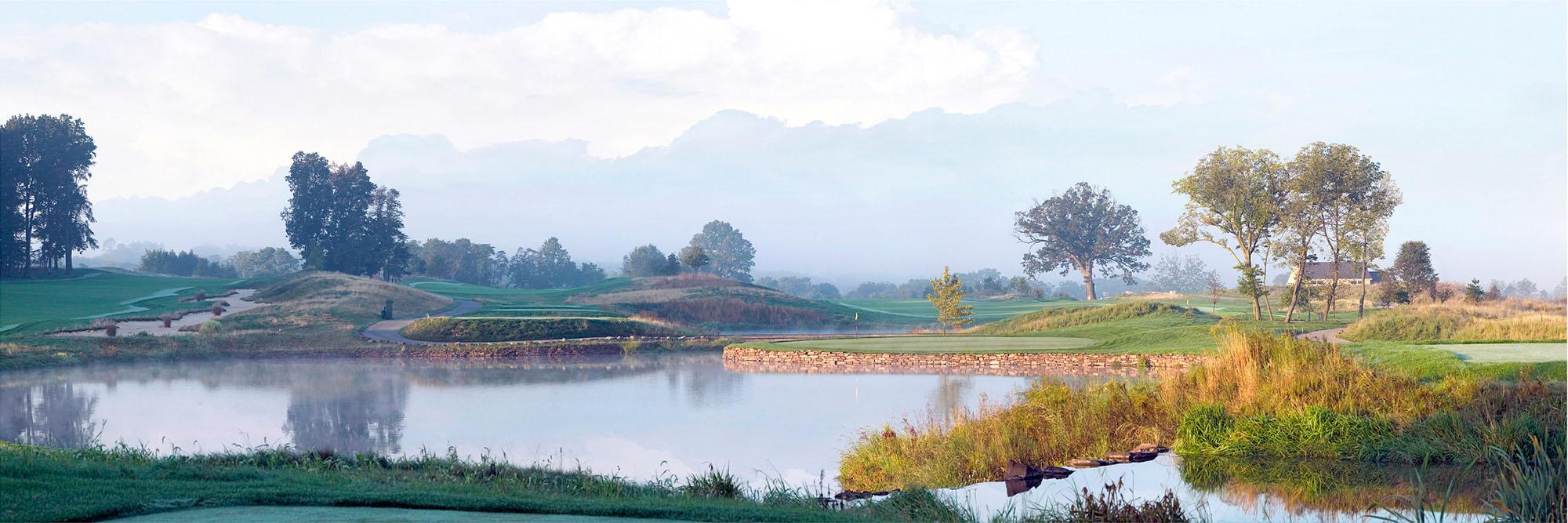 Golf Course Image - Rivercrest No. 17