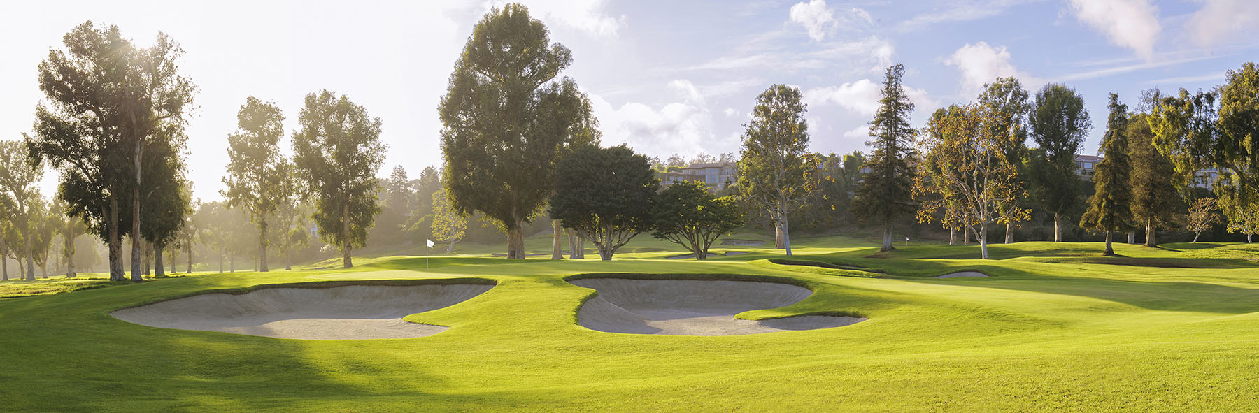 Golf Course Image - Riviera Country Club No. 14