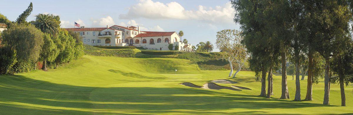 Riviera Country Club No. 18