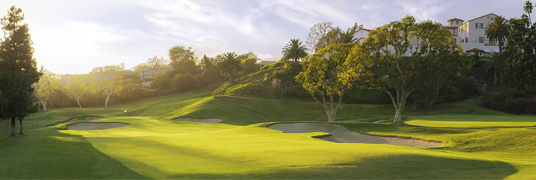 Golf Course Image - Riviera Country Club No. 2